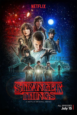 Stranger Things: Dulce nostalgia, mucho Stephen King
