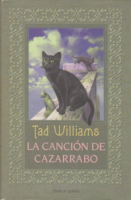 La canción de Cazarrabo - Tad Williams - KindleGarten